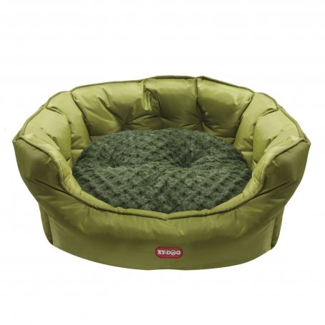 Cuna Fantaso Xt-Dog Verde 45X34X23 Cm