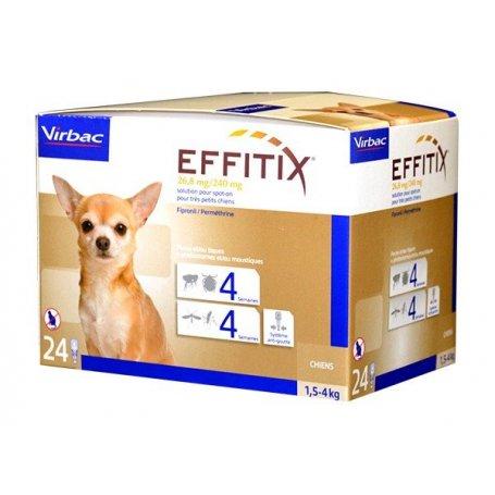 Pipeta Flevox (1 pipeta) Fipronil para perros 2-10 Kg