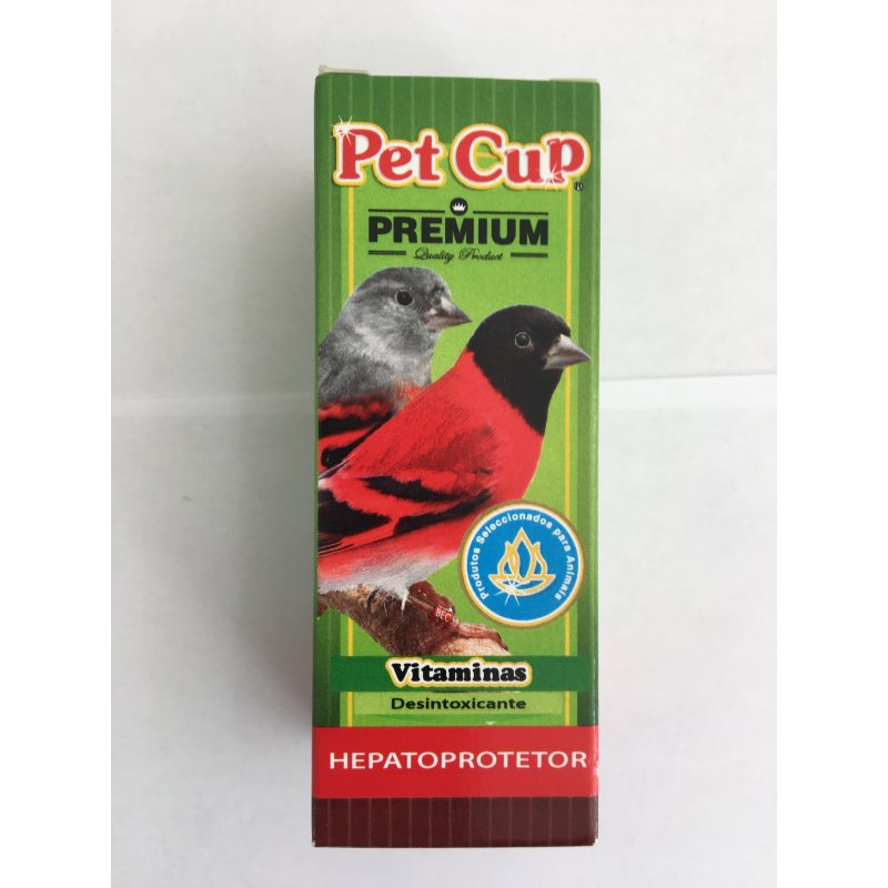 Pet Cup Protector Hepatico 30 Ml