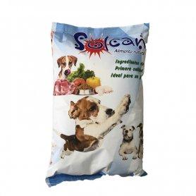 Solcan Adulto 1 Kg Pienso Para Perros Natural Pollo-Arroz