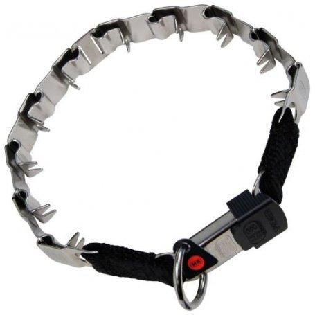 Collar Adistramiento Neck-Tech Puas Cierre Lock 60Cm X 3Mm