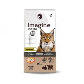 Pienso Imagine Cat Sterilised 8Kg