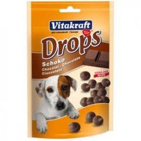 Vit tableta chocolate para perros