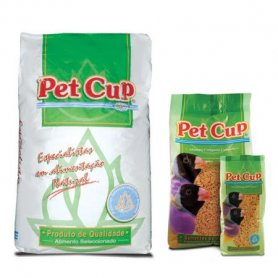 Pet Cup 850Gr Exoticos Basic