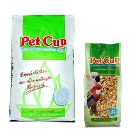 Pet Cup 750Gr Mixtura Agapornis Basic