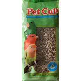 Pet Cup 500Gr Perilla Blanca