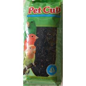Pet Cup 700Gr Negrillo