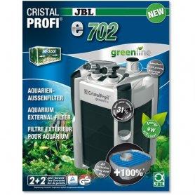 Jbl Cristal Profi E 702 Greenline - Filtro Exterior 60-200L