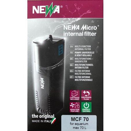 Filtro Interno Newa Micro Jet Filter 250L/H
