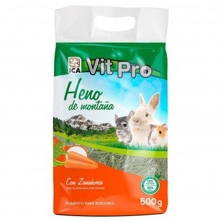 Heno Fino De MontañA Con Zanahoria Vit Pro 500Gr