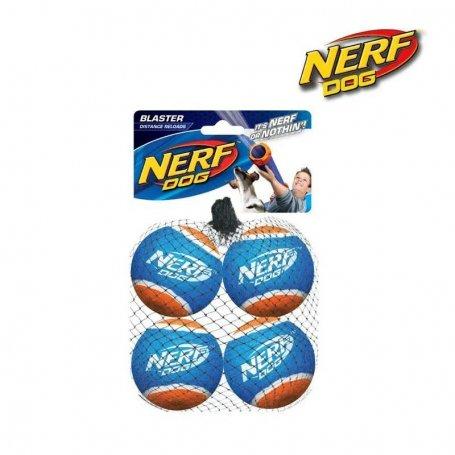 Nerf Blaster Tennis Ball 4Un