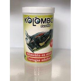 Comida Para Tortugas Adultas Sticks Kolombo 250Ml