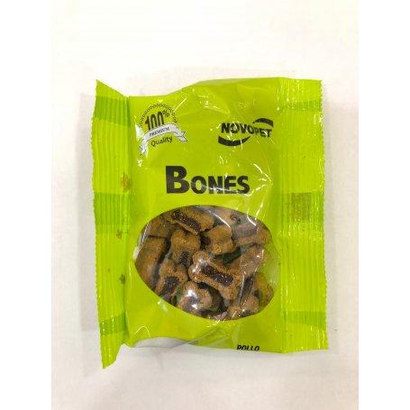 Golosinas Para Perros Bones Pollo 60Gr