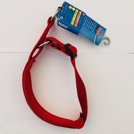 Collar Estrangulador Nylon Premium S-M 33-39Cm