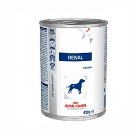 Royal Canin 420gr, Renal Canine, dieta veterinaria perros