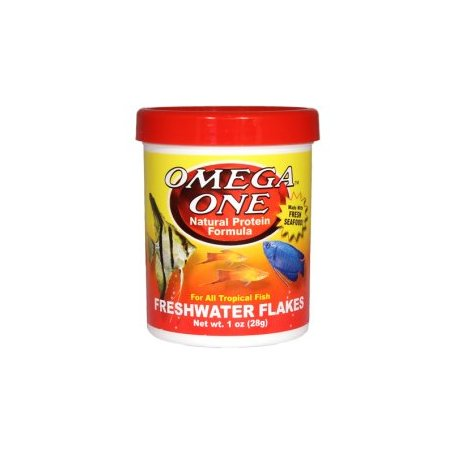 Omega One Comida Para Peces De Agua Tropical 270Ml 28Gr