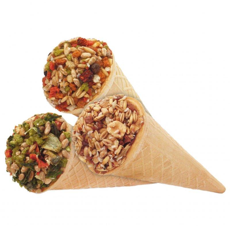Corneto Vegetal Snacks Para Conejos Y Roedores 40Gr
