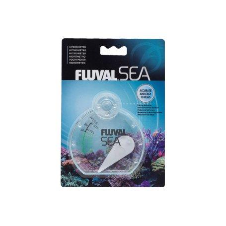 Hidrometro Fluval Sea - Medir Salinidad Del Agua De Acuarios Marinos