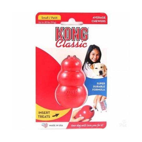 Kong Rojo Talla S 7Cm