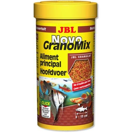 comida jbl novogranomix para peces tropicales, acuarios en oferta, comida para peces y tienda de peces tropicales