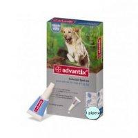 Pipeta Advantix (1 pipeta) para perros de más de 25kg