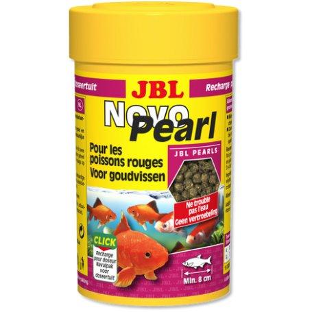 Jbl Novoperl 100 Ml Click - 37 Gr- Granulado Para Peces De Agua Fria