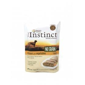 True Instinct Humedo Wid No Grain Med Adul Chiken 300Gr