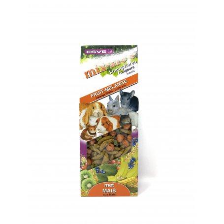 Fruit Melange Snacks Para Roedores 100Gr
