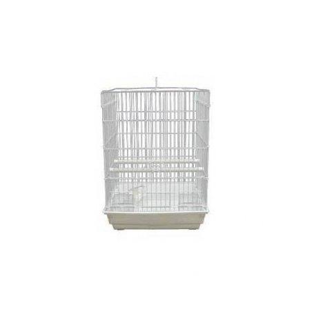 jaula especial para agapornis, ninfas y loritos pequeños y medianos.