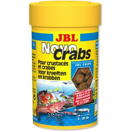 Jbl Novocrabs 100 Ml - Alimento Para Crustaceos De Agua Dulce