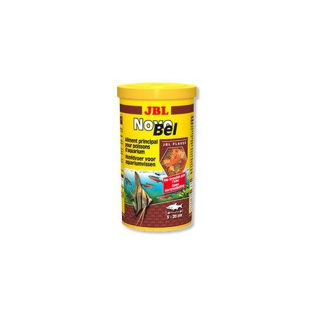 Jbl Novobel 250 Ml 45Gr, Comida Para Peces Tropicales En Escamas