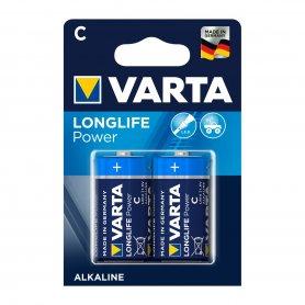 Pila Alcalina Varta C Longlife Power L.R14 Blister 2 Pilas