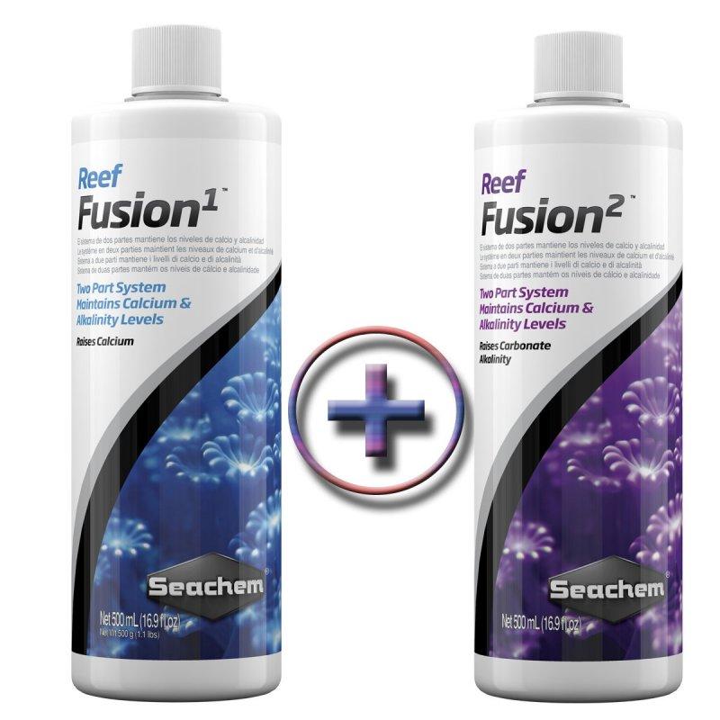 Seachem fusion 1 + fusion 2