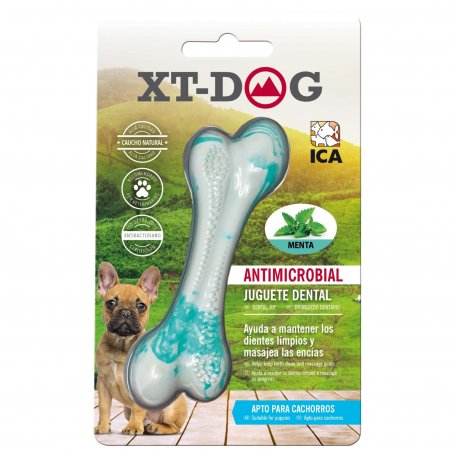 Huesito Dental Bone Menta De Xt-Dog 15Cm