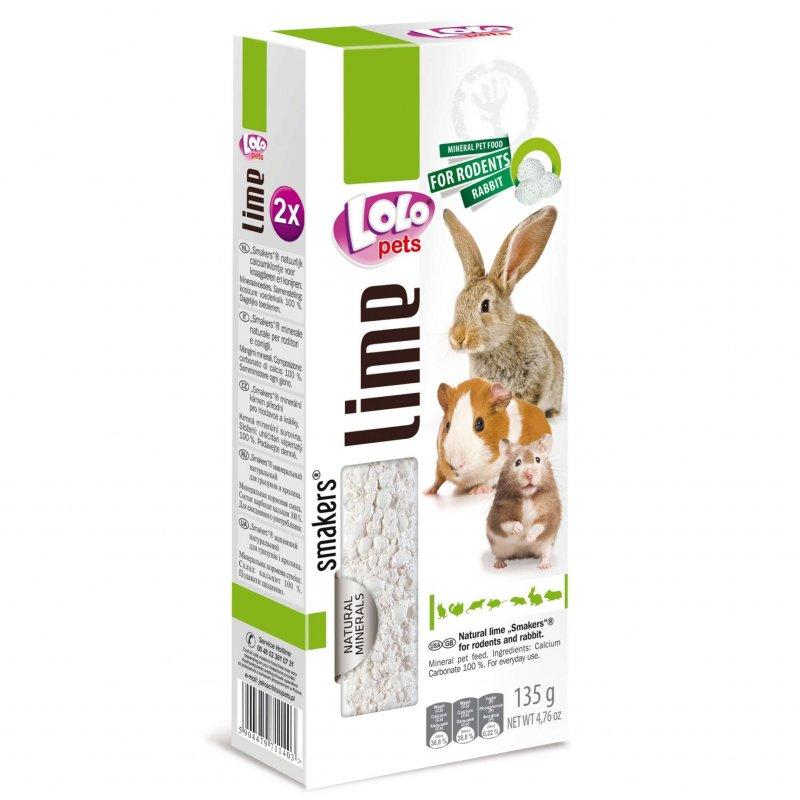 Mineral En Barra Para Roedores Y Conejos 135Gr