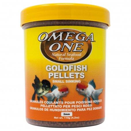 Pellets Agua Fria Omega One 270 Ml, Comida Peces Agua Fria