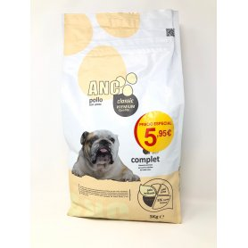 Pienso Para Perros Anc Classic Complet 3Kg