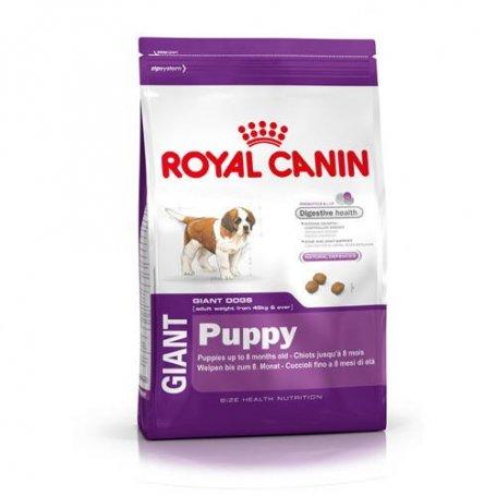 Royal Canin 15Kg, GIANT puppy, pienso cachorros
