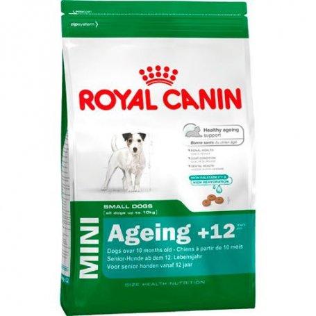 Royal Canin 1,5Kg MINI Ageing +12, perros seniors