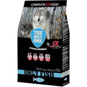 Alpha Spirit Alimento Para Perros Only Fish 12Kg