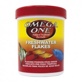 Omega One Comida Para Peces De Agua Tropical 130Ml 12Gr
