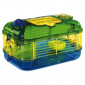 Jaula Crittertrail Carry & Go Para Hamster