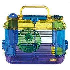 Jaula Hamster Crittertrail Portable