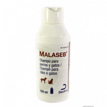 Malaseb Champu Antibacteriano Y Antiofungico Para Perros Y Gatos 250Ml