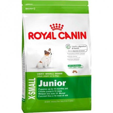 Royal Canin 3Kg, X-Small Junior, pienso cachorros