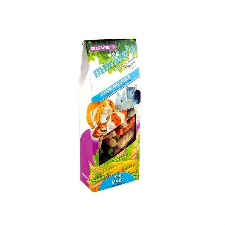 Sticks Melange Snacks Para Roedores 90Gr