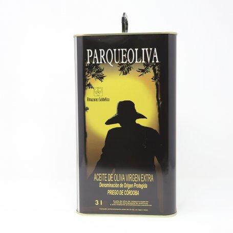 Parqueoliva Aove Dop Lata 3L