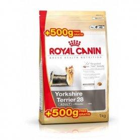 Royal Canin (500gr + 500gr) Yorkshire Terrier Adult