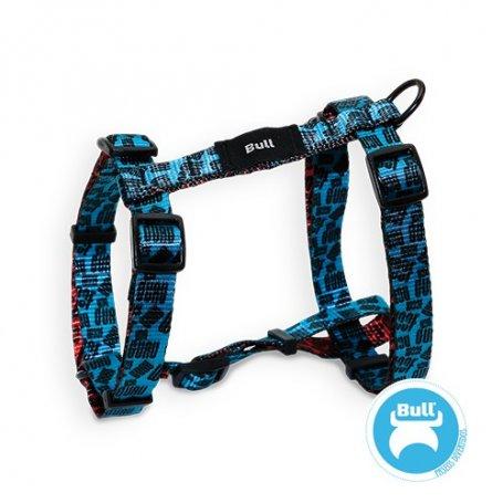 Arnes Bull Dog-Guau Talla 3 35-55X2 Cm