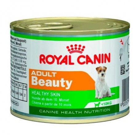 Royal Canin Lata 195gr, Mini Adult Beauty Húmedo